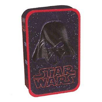 Star Wars Κασετίνα Διπλή Γεμάτη «Future Jedi»