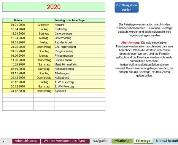 Excel Urlaubsplaner Kostenlose Vorlage Zum Download Anuschka Schwed Kostenlose Vorlagen Excel Tipps Vorlagen
