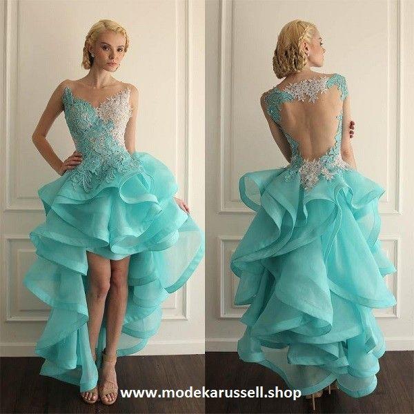 Vokuhila Abendkleid Sergia Online Kaufen