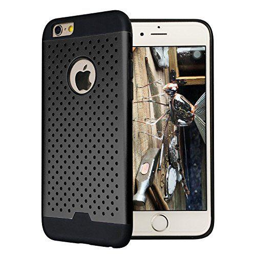 Premium iPhone Schutzhülle Case Cover mit Dot-View Alu Rückseite Bumber in schwarz von PhoneStar. Momentan statt 25,95€ nur 15,95€!!