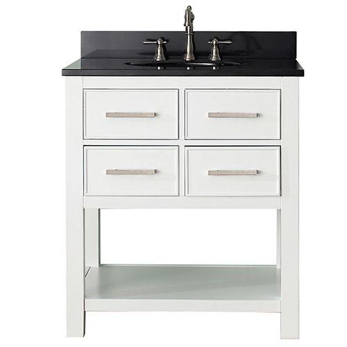 30 Inch Bathroom Vanity With Granite Top best 25+ 30 inch vanity ideas on pinterest | 30 inch bathroom