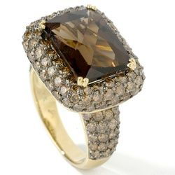 i love the chocolate diamondDiamonds Gallery, Chocolates Dreams, Chocolates Diamonds, Dreams Bling, Gold Rings, Body Jewels, Diamonds Engagement Rings, Diamonds Dazzler, Bling Bling