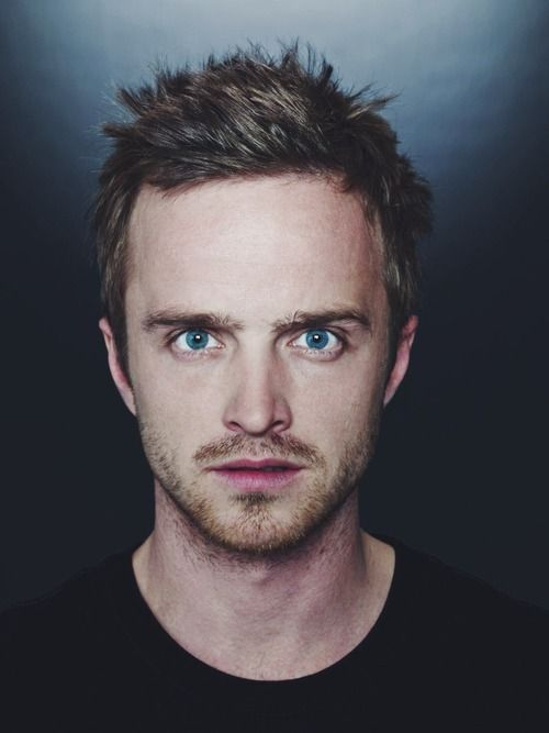 Aaron Paul from Breaking Bad  How come normal people can't be like this