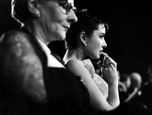 Audrey Hepburn at the Academy Awards