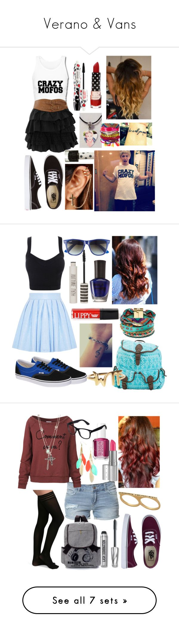 Verano & Vans by ferny-skaters on Polyvore featuring polyvore interior interiors interior design home home decor interior decorating Vans Lancôme Topshop Alice + Olivia Billabong Butter London Forever 21 Ray-Ban Zara Simon Falke Zara 19th Street Bare Escentuals Essie Viva La Diva Lucky Brand Social Anarchy beauty Illustrated People Witchery Spacecraft rag & bone/JEAN Tatty Devine rag & bone Tee and Cake Hollister Co. Betsey Johnson