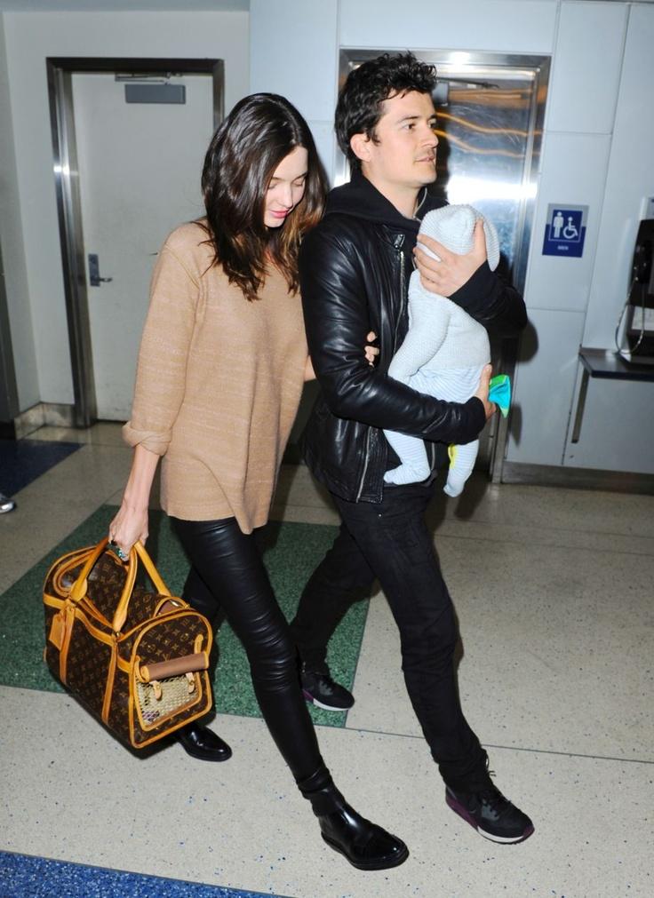 Miranda Kerr and Orlando Bloom: epic couple.