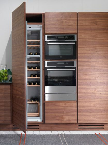Fitted kitchens | Kitchen systems | La Cucina | Riva 1920. Check it out on Architonic