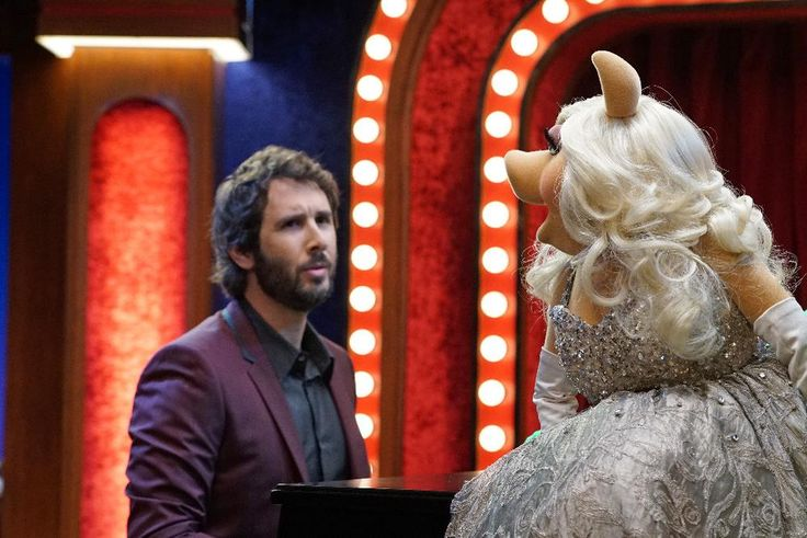 You simply must watch @joshgroban go gaga for moi in the brand new episode of #TheMuppets on Tuesday at 8|7c on ABC!