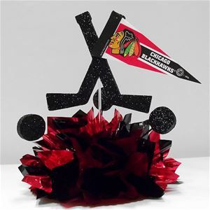 Choose your team for Hockey Celly Centerpiece