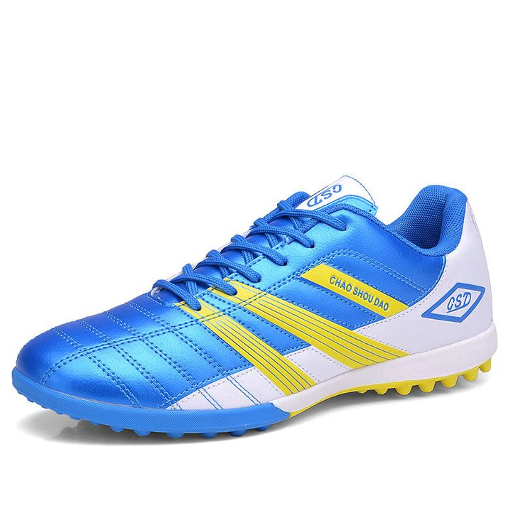 Adults Kids Football Shoes TF Soccer Cleats Indoor Soccer Shoes Athletic Sneaker #Unbranded