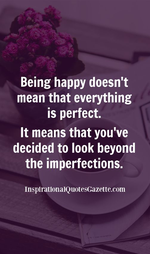 Inspirational Quote about Life and Happiness - Visit us at InspirationalQuotesGazette.com for the best inspirational quotes!