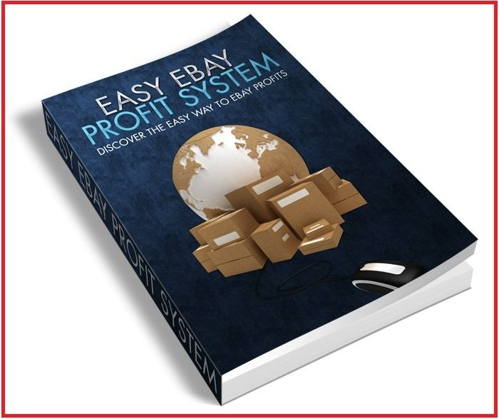Easy Ebay Profit System - $1.99 #onselz #cash #money #oman #USA #facebook #mlm #twitter #profit #oman #USA #bitcoins #virtacoins #myselzstore #bookcover #programming  #tech #bestbuy #buy