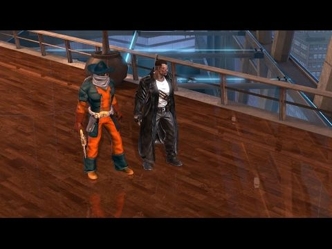 Marvel Heroes - Blade Chapter 1: Minding The Kitchen