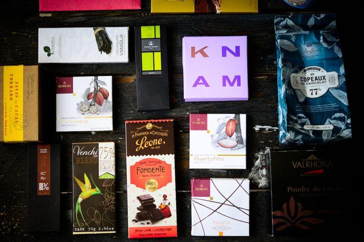Praline, tavolette e creme spalmabili: i migliori cioccolati italiani