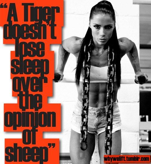 Workout Quotes For Women | Ridiculous quotes to get you motivated to work out....