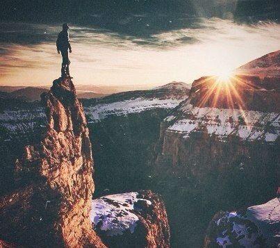 Единственное, что питает жизнь — это риск: чем больше вы рискуете, тем вы более живы