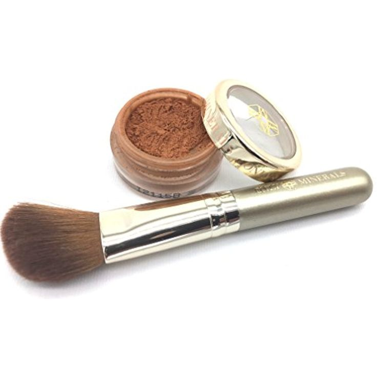 Only Minerals Mineral Skin Bronzer with Makeup Brush * Be sure to check out this awesome product. (This is an affiliate link and I receive a commission for the sales)