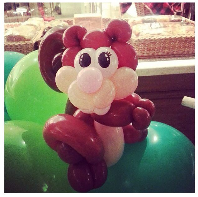 Balloon Animals Melbourne: 38 Best Balloon Twisting Images On Pinterest