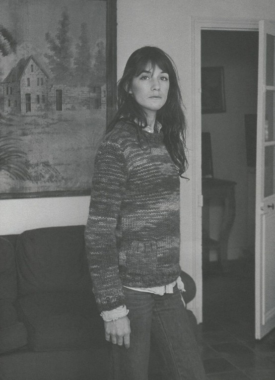 Charlotte Gainsbourg  photography Venetia Scott  styling Suzanne Koller