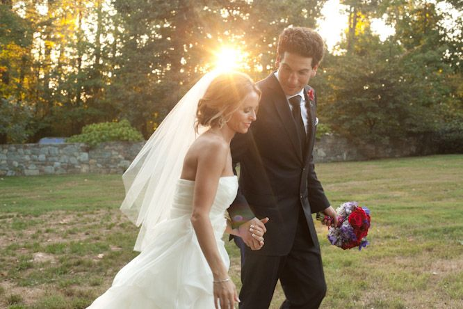 Erin and Jon marry in Potomac, Maryland