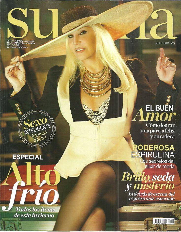Susana Julio 2014