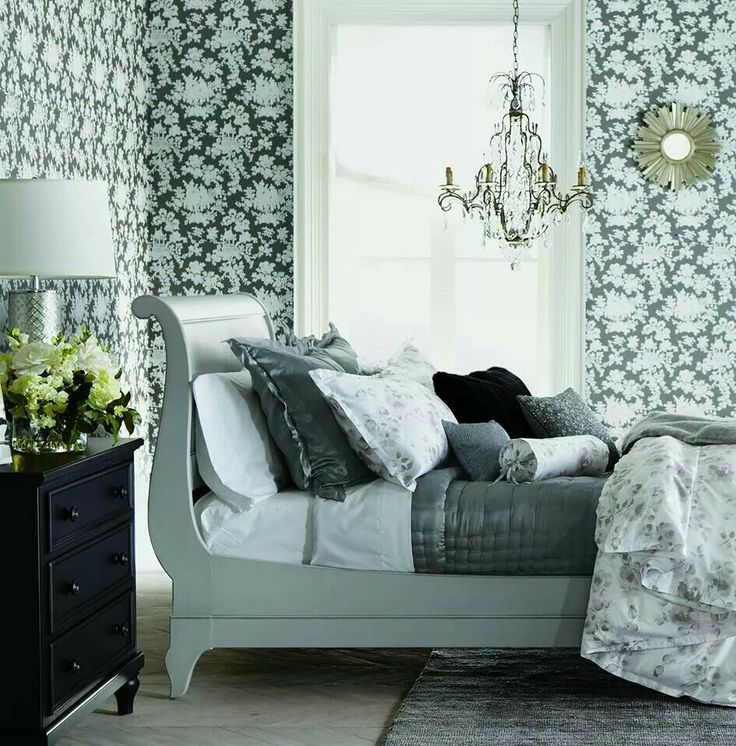 Gray bedroom ethan allen home decorating ideas pinterest Grey home decor pinterest