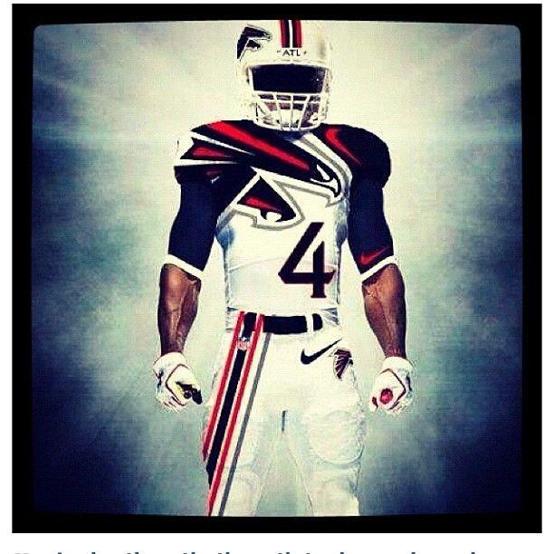 Atlanta Falcons. One word... AWESOME!!!
