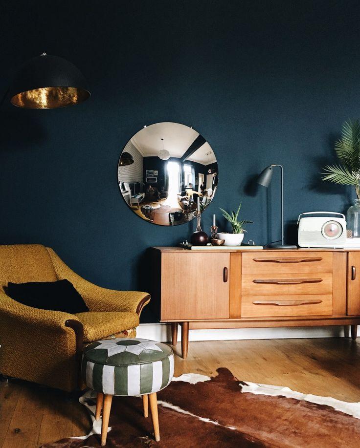 DIY: Large circular convex mirror hack
