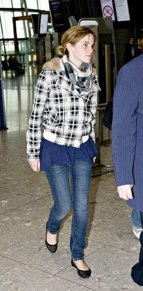 Emma Watson Skinny Jeans