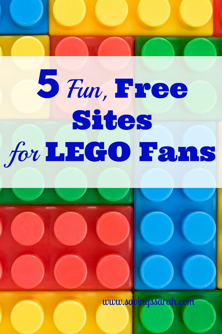 Live in the midst of LEGO fans or know someone who does? Those colorful bricks make quite a splash and sure spark the creativity.They are beloved by kids and big people alike all over the world.  Be sure and check out these 5 Fun, Free Sites for LEGO Fans.
