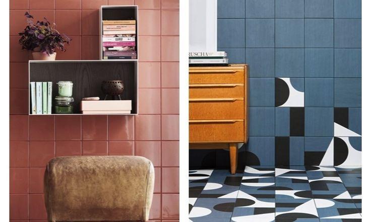 Nu vill vi ha färgstarka badrum - Sydsvenskan