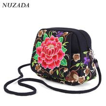 Brands NUZADA Shoulder Bags For Women Fashion Embroidery Canvas Retro Messenger Woman Bag Crossbody Chinese style cyd-002  Price: US $11.97  Sale Price: US $7.78  #dressional