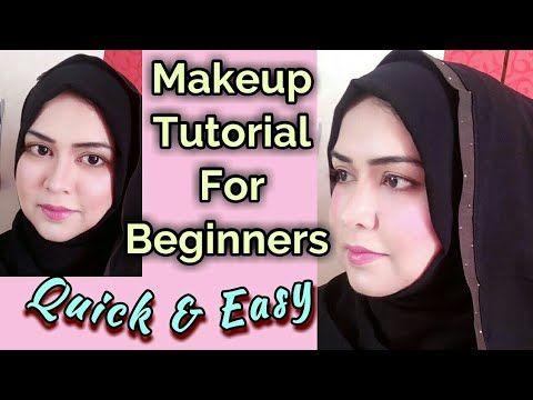 makeup tutorial  makeup tutorial for beginners  simple
