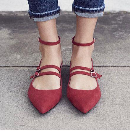 Λευκά παπούτσια / παπούτσια με ιμάντες
