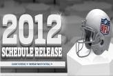 Calendario de la NFL - Temporada 2012