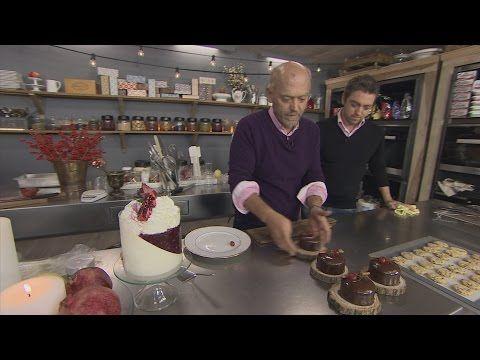 Γλυκές Αλχημείες » Τούρτα Σοκολάτα με Κρέπες