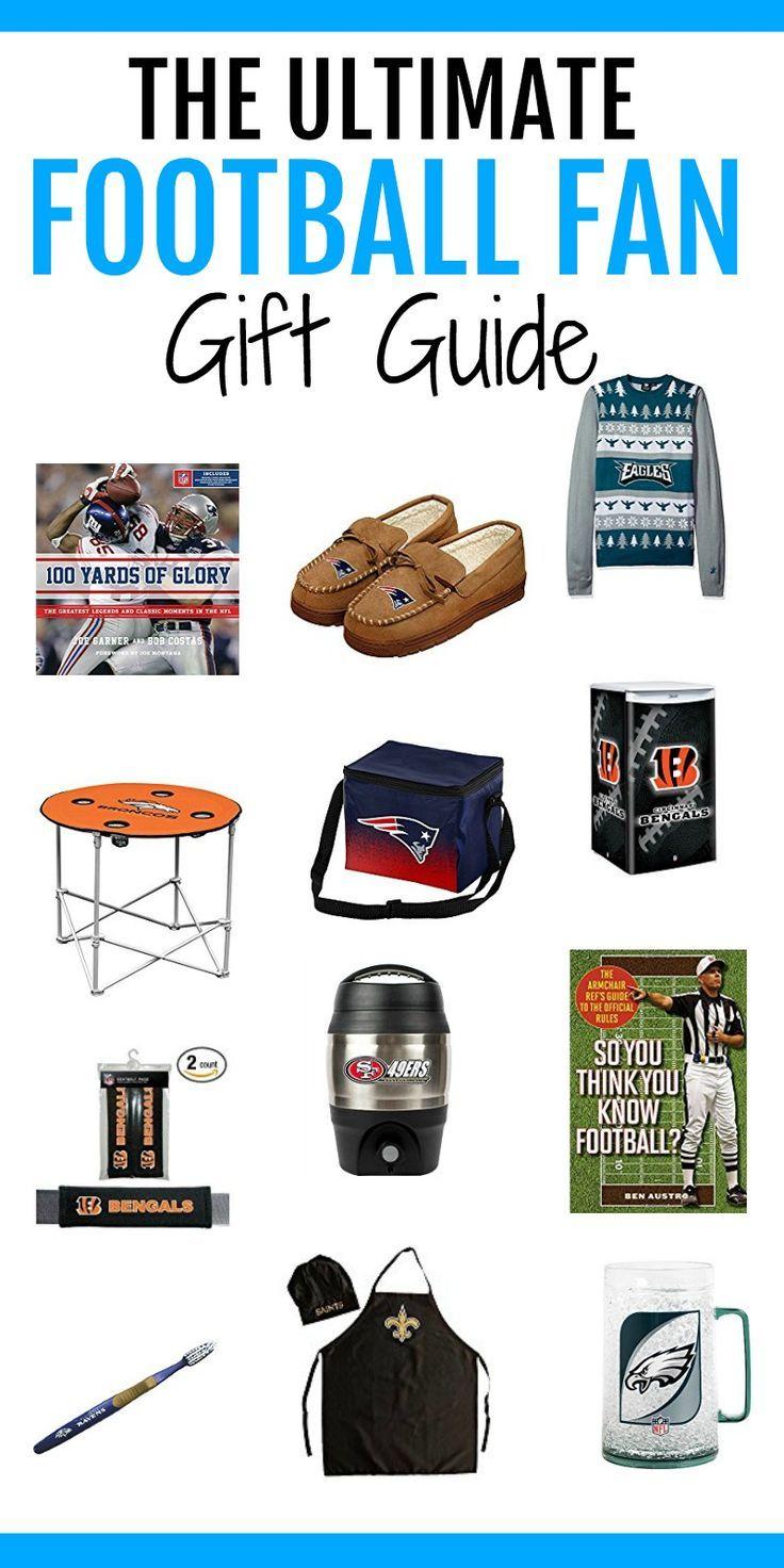 The Best Gift Ideas For NFL Fans | Mom Blog Articles | Pinterest ...