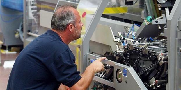 A settembre di nuovo in calo la produzione industriale
