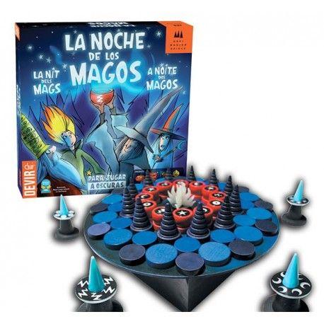 La Noche de los Magos - Tienda Online de Juegos de Mesa