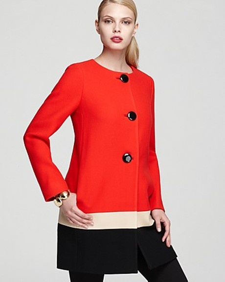 "KATE SPADE   ""THE PIPPA MIDDLETON COAT"" Garby Coat - Lyst"