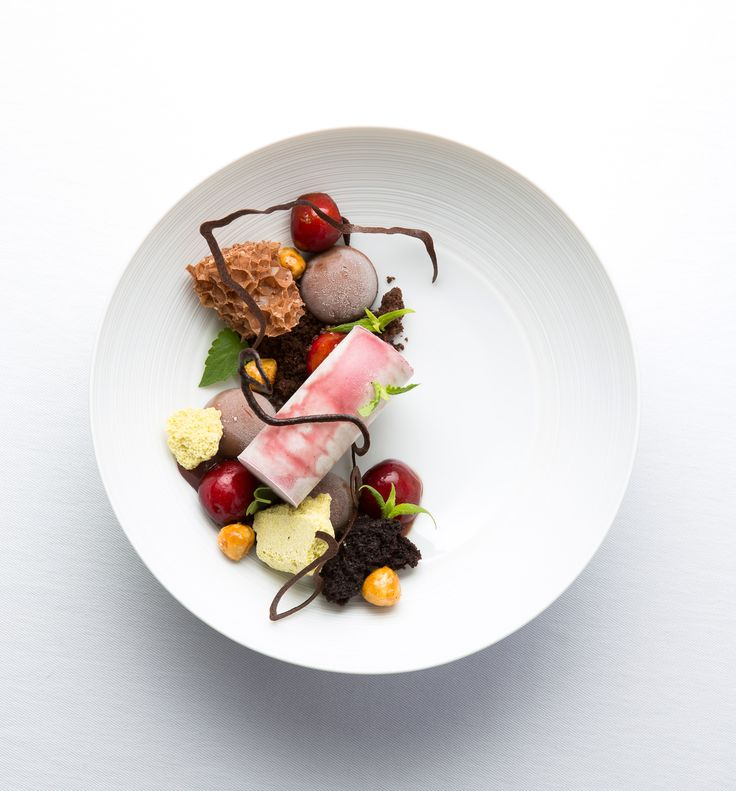 44 best the art of plating images on pinterest food plating food art at grace chicago fandeluxe Image collections