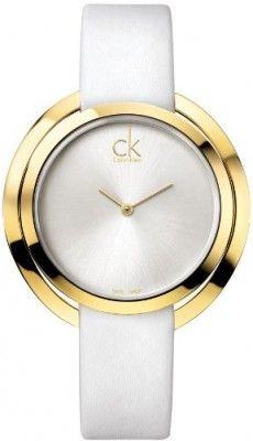 Relógio Women's Calvin Klein ck Aggregate Dress Watch K3U235L6 #Relogios #Calvinklein