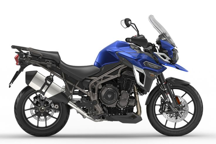 Triumph Tiger Explorer 1200 XRX Low