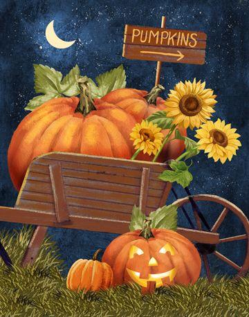 Pumpkins This Way