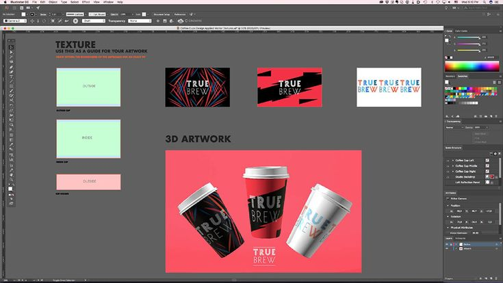 9 tools to make graphic design easier in 2018 | Creative Bloq - Cineware for Illustrator