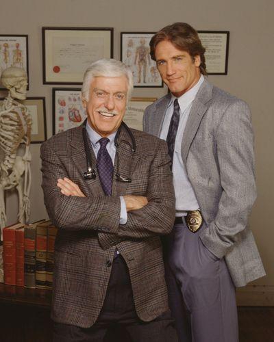 Dick and Barry Van Dyke, Diagnosis Murder