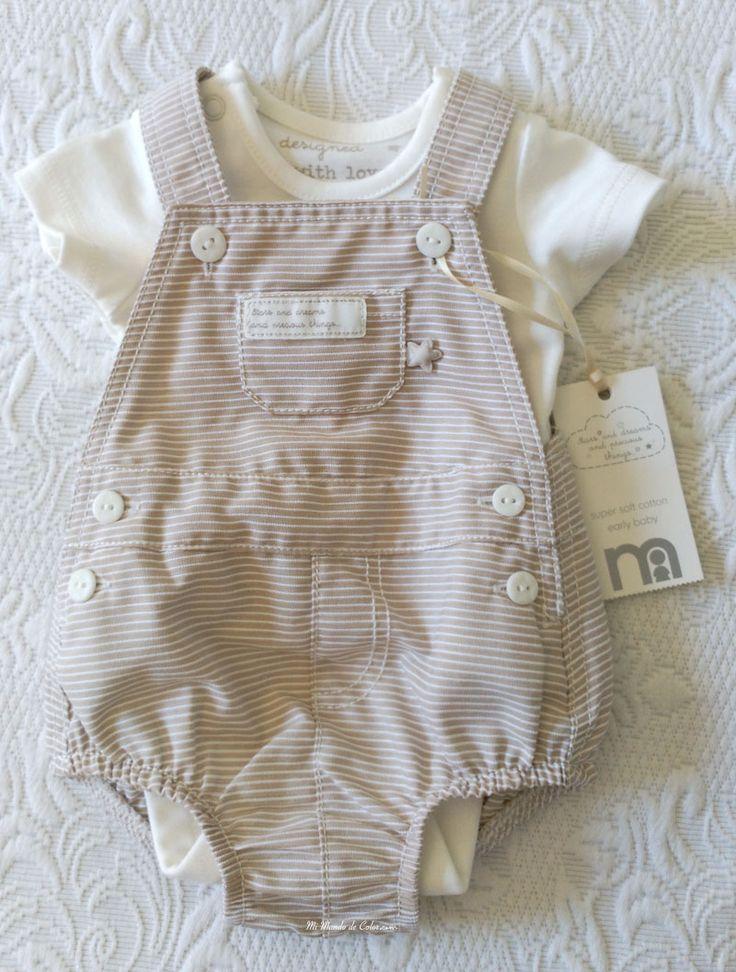 ropa bebes prematuros mothercare