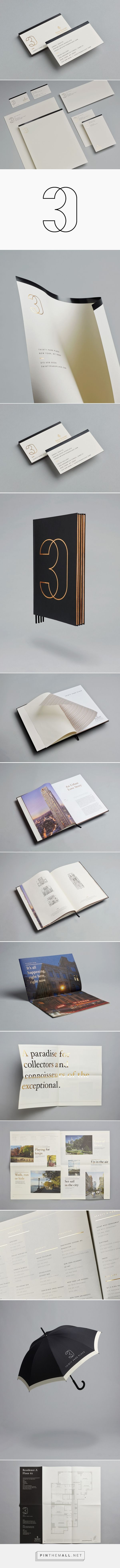 New Logo for 30 Park Place by Mother Design — BP&O - created via http://pinthemall.net