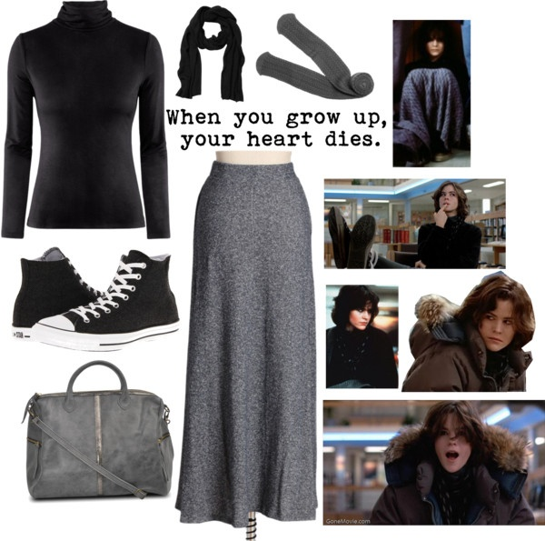 """The Breakfast Club: The Basket Case"" by roxycombat on Polyvore"