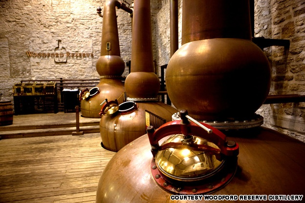 Bourbon: Woodford Reserve Distillery, Kentucky, United States